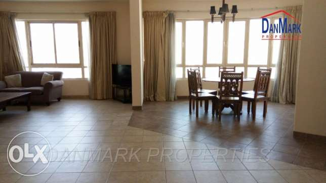 MAHOOZ 2 BEDROOMS FULLY Furnished Apartment for Rent BHD 450/INCL