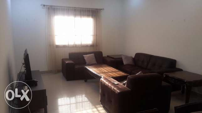 Spacious flat in Saar 2 BHR