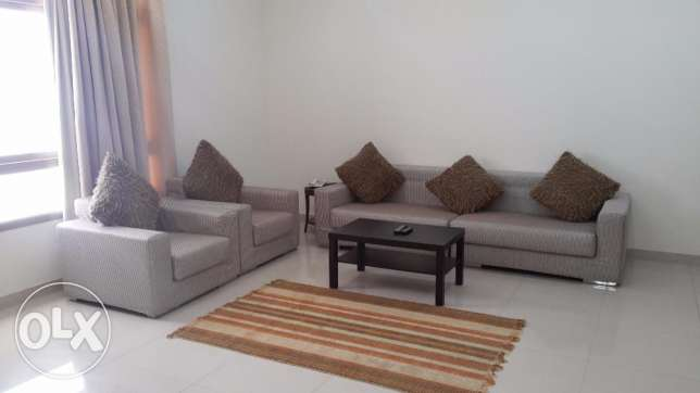 Spacious modern flat in new Busyteen 2 BR