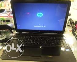 sed HP 15-R001NE Laptop - Intel Core i3, 15.6 Inch, 500GB, 4GB, Win 8,