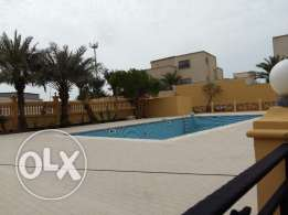 4 bedroom amazing villa for rent in Janabiyah/semi furnished exl