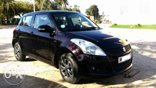 Suzuki swift 2016 full option agent maintained