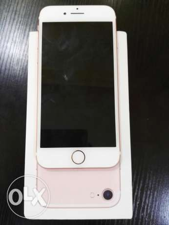Iphone 7 256GB rose gold 100% clean urgent sale