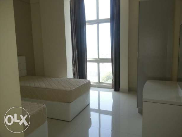 spacious 2 bed room for rent in UM AL HASSAM