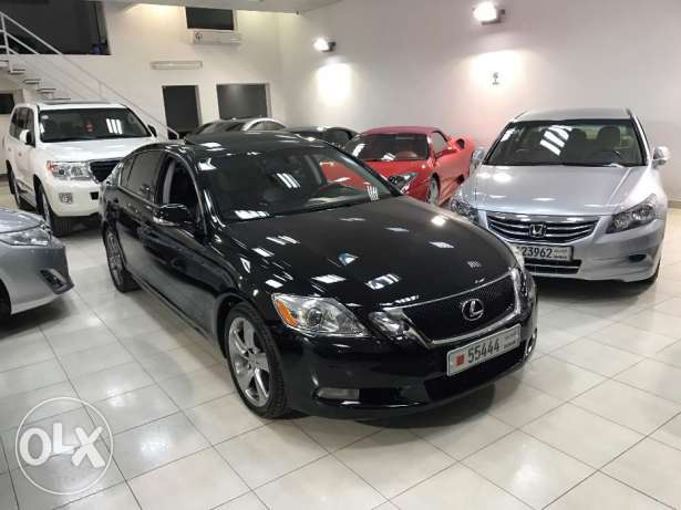 Lexus GS460 Model 2009 48,000 KM