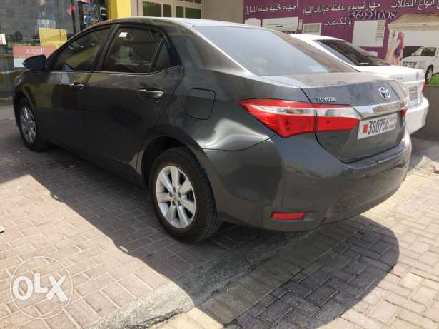 For sale Toyota corola 2014