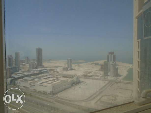 Sea view 2 bedrooms flat at Abraj lulu towers