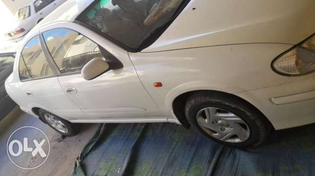 Nissan sunny 2001 model one year passing