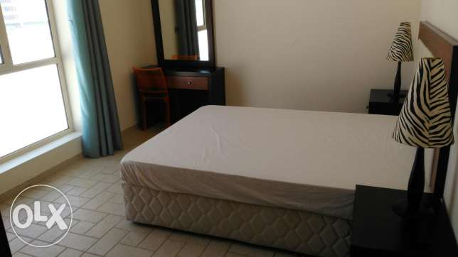 Fully furnished 3BR flat for rent السيف -  5