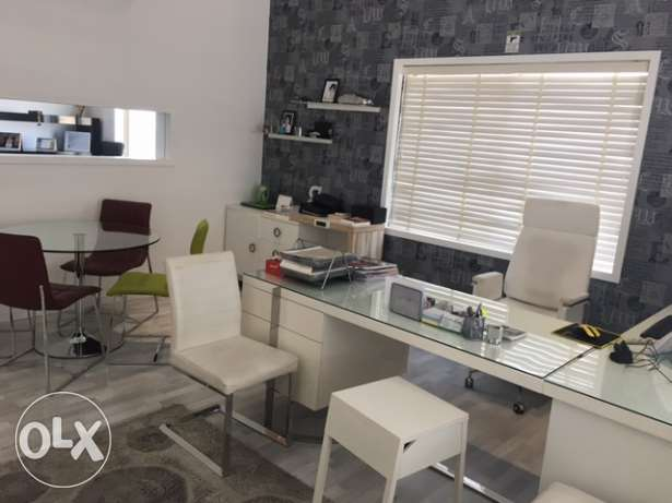 Furnished Commercial Flat / Office For Rent In Tubli