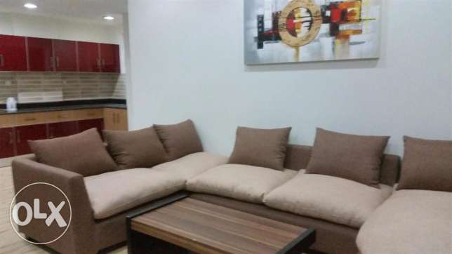 A High Bright Fully Furnished Apartment For Rent In Janabiya (Ref No: