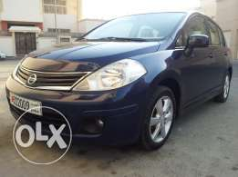 1.8 Tiida 2011 Full option for urgent sale