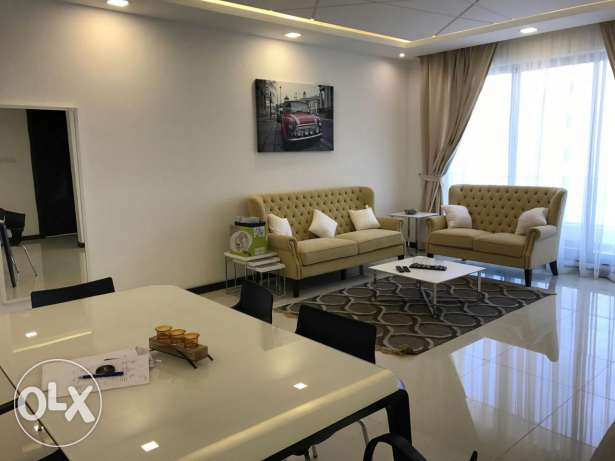 Modern Brand new 2 BR in Janabiya / Balcony