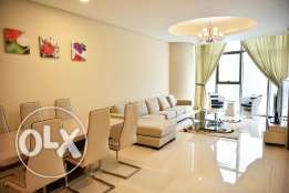 Brand new -luxury1 bedroom apartment for rent in Seef area