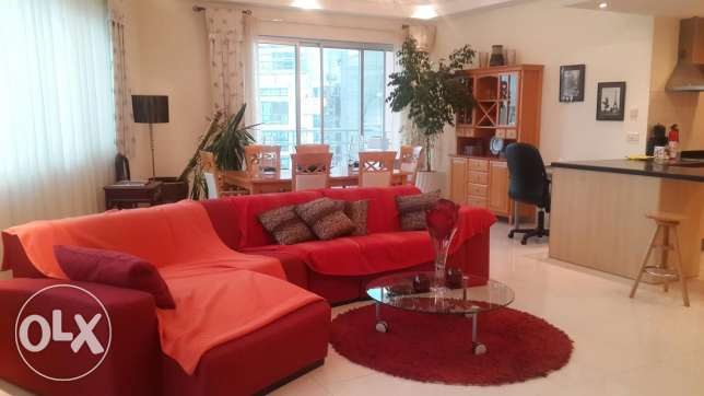 Fully furnished 2 bedrooms apartment in Amwaj
