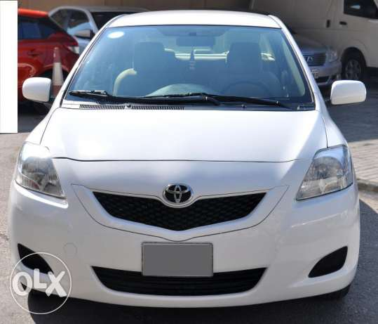 Zero down payment Toyota Yaris 2013 model