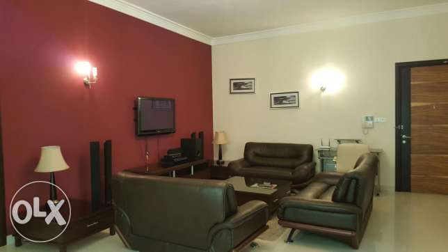 Executive 1 bedroom fully furnished apartment