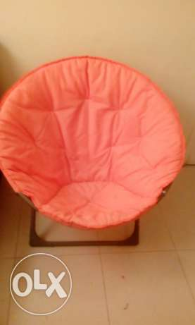 Chair  ..foldable chair with good condition
