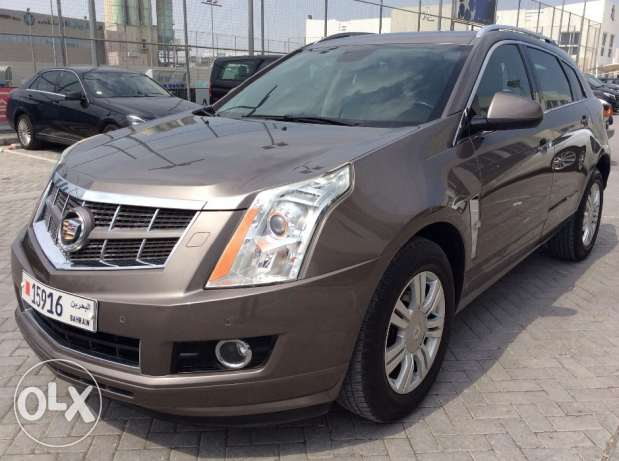 For Sale 2011 Cadillac SRX4 Bahrain Agency