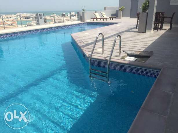 Excellent Two Bedrooms Fully Furnished Apartment in Amwaj