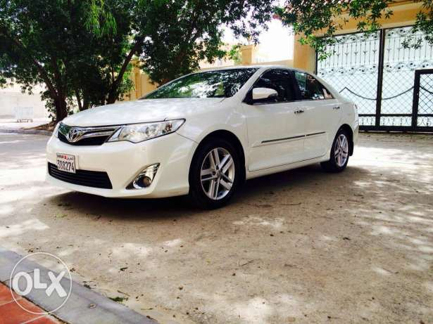 Toyota Camry glx 2014 model for sale. Bank loan and cash accrptable