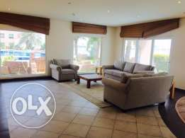 Apartment for rent in Tubli with sea view.