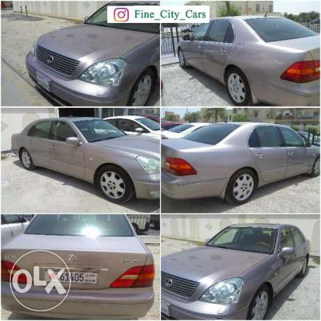 Lexus LS430 good condition for sale
