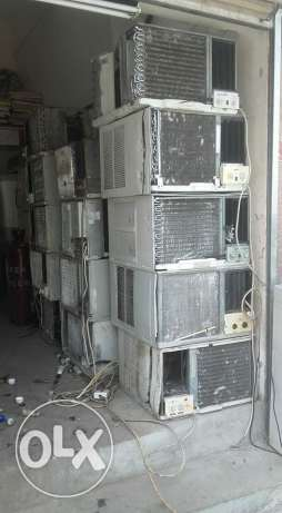 Window ac for sale with fexing