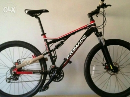 Promade Full Suspension Brand New
