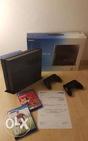 Playstation 4 1TB new in box