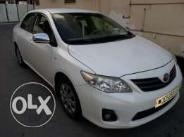 Corolla 2011 excelent condition