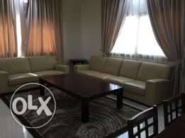 Two Bedrooms Fully Furnished Apartment Inclusive in Janabiya