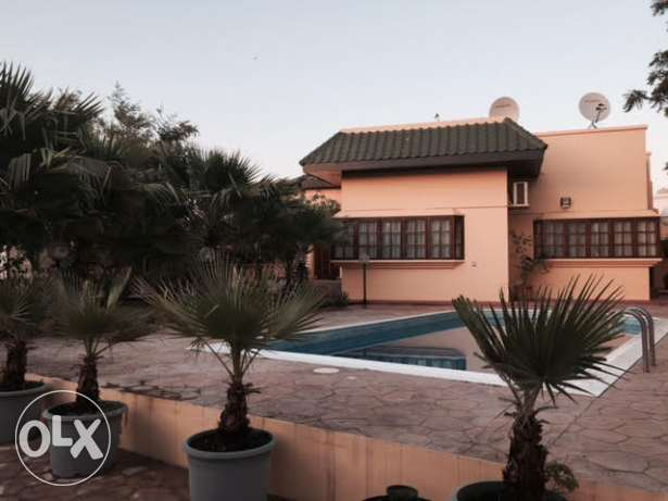 3 Bed room semi furnished luxurry private villa