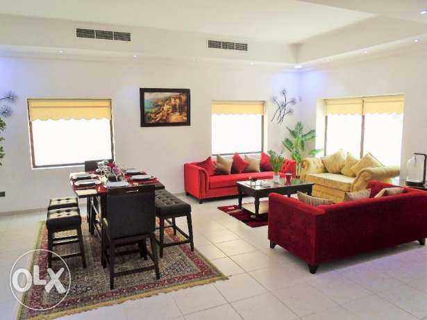 3 Bedroom Beautiful Fully furnished in Tubli