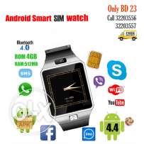 android sim watch wifi