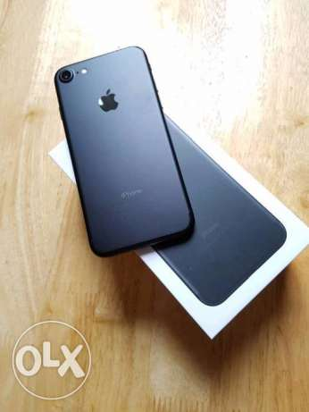 Iphone 7 Black 32gb