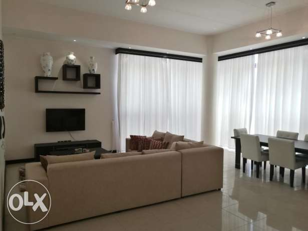 2 Bedrooms Fully Furnished Super Deluxe Apartment For Rent In Adliya.