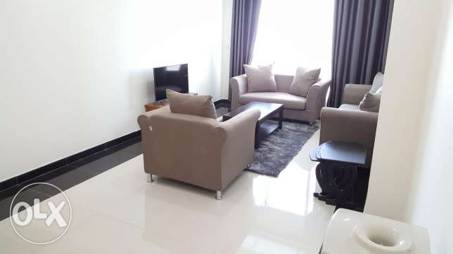 Brand new 1 BHK flat in Busaiteen with all amenities