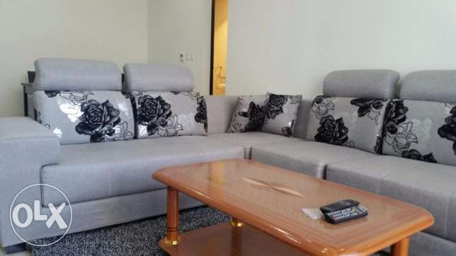 Spacious Apartment for rent in Busaiteen fully