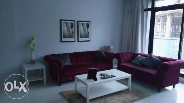 2 BR Fully Furnished Apartment in Amwaj Near Dragon Hotel