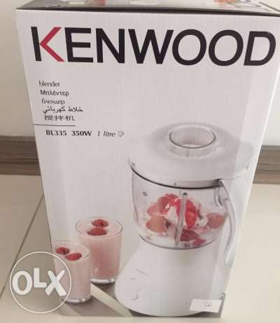 New Kenwood Blender