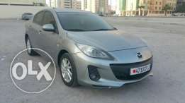 Urgent sale mazda 3 full option with sunroof single owner accident fre