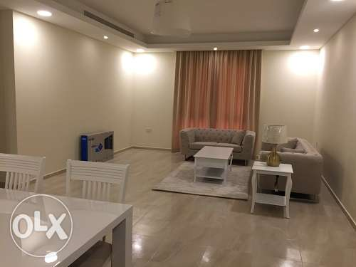 Brand new 2 bedroom+maids room apart in Busaiteen BD. 350/-Inclusive