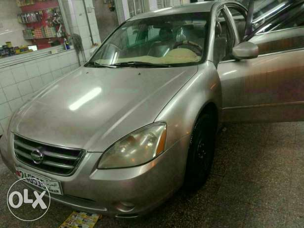 Nissan altima2005 in good conditions المحرق‎ -  1