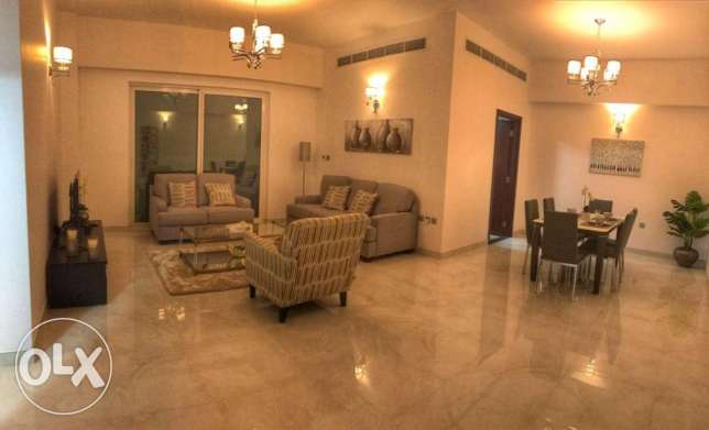 BRAND NEW Furnished Luxurious 2 BR Apartment