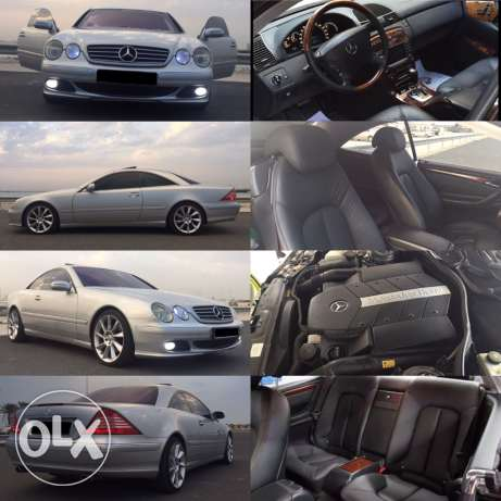 For Sale Mercedes CL500