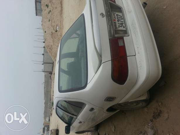Nissan Sunny 98 model good condition one year passing