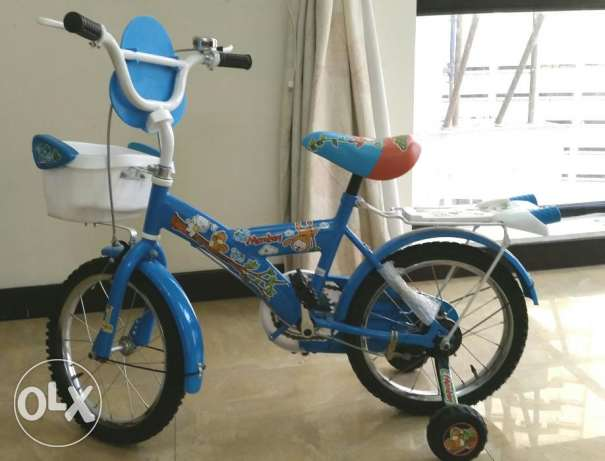 Bicycle ..upto age 8 yrs..