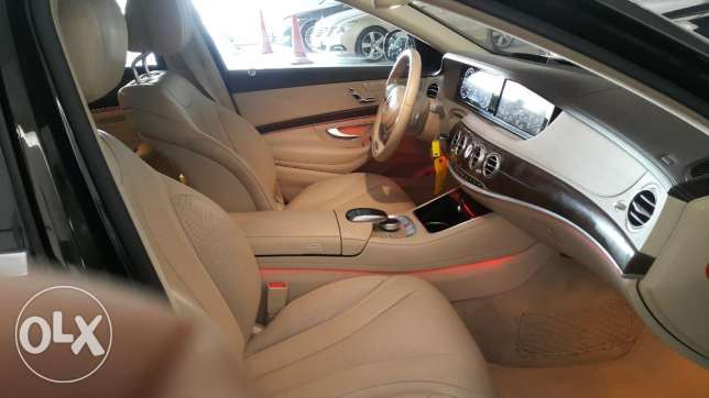 Agency maintained S Class, In excellent condition!! for immediate sale المنامة -  3