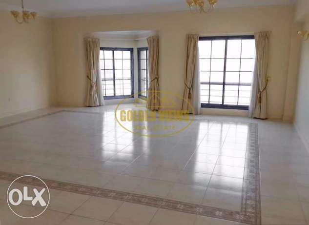 1 Bedroom semi furnished flat for rent in Seef - inclusive